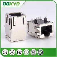 Wholesale Metal shielded CAT6 10 Pin Rj45 Connector KRJ -300CNL High performance from china suppliers