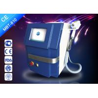 Wholesale Big power 3 probes 1064 nm 532 nm 1320 nm Q Switch ND Yag Laser tattoo removal machine from china suppliers