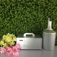 Buy cheap Silver Large Area Air Aroma Diffuser With 4l Oil Bottle For Hotel Lobby from wholesalers