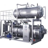 Wholesale Auto Clave Hot Water Returning Sterilizer Sterilization Machine One year Warranty from china suppliers