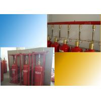 Quality Manual Fm200 Fire Suppression System for sale
