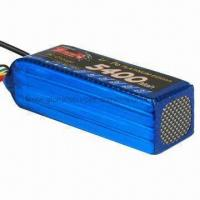 Wholesale Akku 5,400mAh 30C Battery with 14.8V Voltage for RC Models from china suppliers