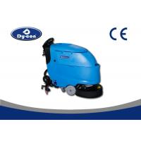 Wholesale Durable Wireless Compact Floor Scrubber Machine Environment Friendly from china suppliers
