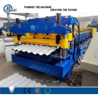 Wholesale Classical Type High Speed Glazed Tile Roll Forming Machine With Hydraulic Pressing Device from china suppliers