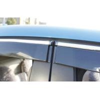 Wholesale Wind Deflectors For Chery Tiggo 2012 Car Window Visors With Trim Stripe from china suppliers