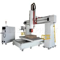 Wholesale 3d Pattern 5 Axis Cnc Router Machine  For Wood Cutting 11KW Imported Taiwan DELTA Inverter from china suppliers