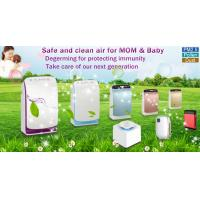 China wholesale portable eco-friendly home air purifier