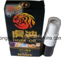 Wholesale Male Tiger lil Sex Spray Sexual Enhancement  sex spray for men male sexual time from china suppliers