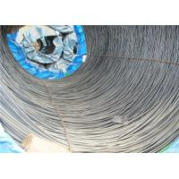 Wholesale Welding Material H08MnA Hot Rolled 5.5mm Steel Wire Rod Coil from china suppliers