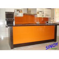 Wholesale China Waterproof Acid-resistant Back Painted Glass For Interior designs and decorations from china suppliers