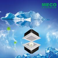 Wholesale 1000CFM 3TR Hydronic Ceiling Cassette Fan Coil unit 2 pipe system from china suppliers