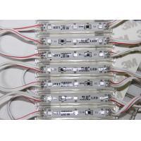Wholesale White / Green 2835 Led Pixel Lights Led Pixel Strings 0.6W 85 * 3mm from china suppliers