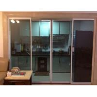 Wholesale Balcony  room sliding access doors operator with induction opening and closing from china suppliers
