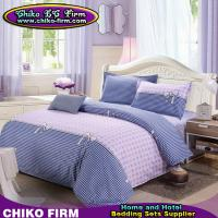 Quality CKMM011-CKMM015 Soft Cotton Queen Size Duvet Cvoer Sets Bedding Sheet for sale