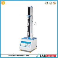 Wholesale Pull Lab Tester Machines Single Column Tensile Strength Universal Testing Machine from china suppliers