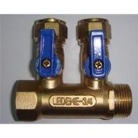 Wholesale simple style manifolds for floor heat system from china suppliers