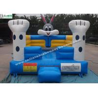 Wholesale Cute Kids Rabbit Indoor Inflatable Bouncy Castles For Commercial Use from china suppliers