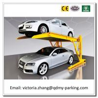Wholesale Two Post Mini Tilting Paking Lift Car Elevator Smart Parking System/Parking System Project from china suppliers