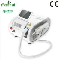 Wholesale Portable IPL Laser Leg Tatoo / Eye Line Ramoval Machine , Soft Laser Machine from china suppliers