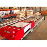 Wholesale Automatic Storage System Storage Ferry Car Conveyors Replacement For Transmitting Pallets from china suppliers