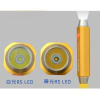 Wholesale Rechargeable Multi Functional Built-in 18650 Lithium Battery LED Flashlight UV and CREE T6 from china suppliers