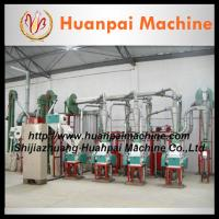 Wholesale automatic pneumatic maize mill from china suppliers