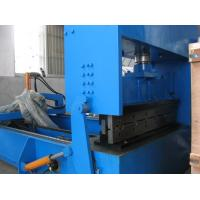 Wholesale Hydraulic Bending Machine with HRC55-60 Corrugated Punching Moulds for Roofing Sheet from china suppliers