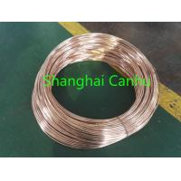 Wholesale Cobalt Nickel Beryllium Copper Alloy CW103C from china suppliers