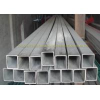 Quality Q195 Q215 Q235 Square Galvanized Steel Tubing Structure Pipe 0.5mm - 13mm for sale
