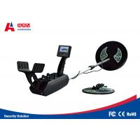 Wholesale Portable Pulse Induction Metal Detector , Professional Metal Detectors Treasure Hunting from china suppliers