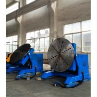 Wholesale 2000kg Rotary Welding Table Positioner with Rotating and Tilting Motor and Gear from china suppliers