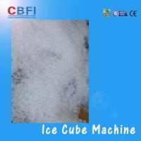 Wholesale Best Automatic 1 Tons Cube Ice Making Machine for Cube Ice Selling Factory with Stainless Steel 304 Material from china suppliers