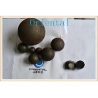 Wholesale Dia 15mm-150mm Forged Steel Ball for cement industry , ball milling media from china suppliers