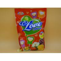 Wholesale Heart Shape Lollipop Healthy Hard Candy / Carb Free Low Calorie Candy For Girl from china suppliers