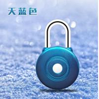 Wholesale Logistic Moss Code Real Time GPS Padlock GPS Car Tracker Smart Padlock 93*54*31mm from china suppliers