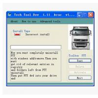 Wholesale Volvo PTT 1.12 Keygen Volvo Truck Diagnostic Software Service Activation from china suppliers