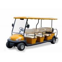 Buy cheap City Tourist 12 Seater Golf Cart With Flip - Flop Backseat , CE Approved from wholesalers