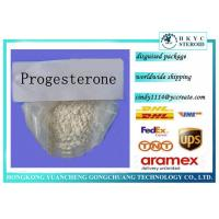 Wholesale Pure Prohormone Supplements , Steroid Hormone Powder Progesterone CAS 57-83-0 from china suppliers