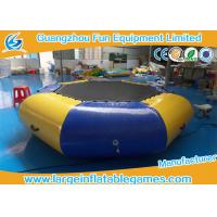 Wholesale Airtight Sealed Inflatable Water Park Games 3 Years Warrant Commercial Grade from china suppliers