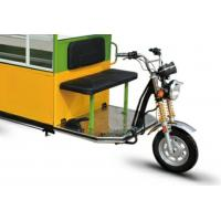 Wholesale Utility Mobile Food Trucks , Tuk Tuk Catering Van For Fast Food from china suppliers