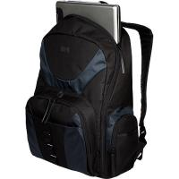 Wholesale 17 Inches Laptop Navy Blue Customized Sports Backpack Zip - Down Compartment from china suppliers