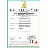 Changzhou Leili Vehicle Parts Co., Ltd Certifications