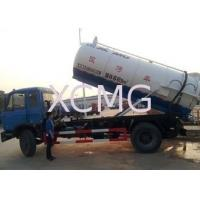 Wholesale 6.5L Special Purpose Vehicles , Septic Pump Truck For Noncorrosive Mucus Liquid Without Alkalis from china suppliers