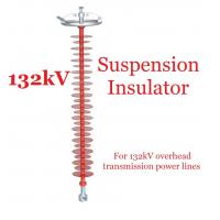 Wholesale 132kV Polymer Suspension Type Insulators Light Weight For Substations from china suppliers