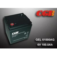 Wholesale 6V 100AH GEL - AG Seires Sealed Lead Acid rechargeable Battery For UPS EPS from china suppliers