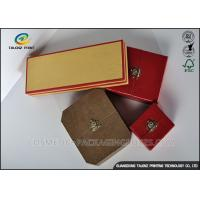 Wholesale Colorful Cover Jewelry Gift Boxes Recyclable Friendly Plastic Embossing Printing Handling from china suppliers