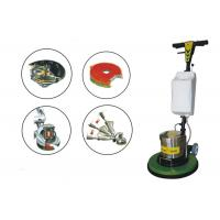 Wholesale 1200W Single Disc Scrubbing Floor Cleaning Machine for waxing / grinding from china suppliers
