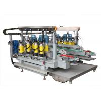 Wholesale 1600 mm Round Glass Straight Line Edging Machine With Diamond Wheels from china suppliers
