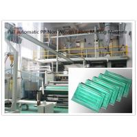 Wholesale Full automatic PP Non Woven Fabric Making Machine 0 - 300m/min High Speed from china suppliers