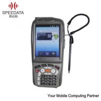 Wholesale Wireless GPRS Rugged Android Mobile Rfid Reader , Handheld Data Collection Terminal from china suppliers